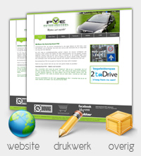 Website Autorijschool PVE