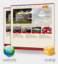 Website Party Event Vaassen
