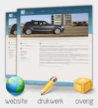 Website Rijschool Nicoles