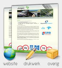 Website Verkeersschool Jungen