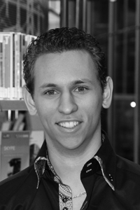 Tim Zwart, eigenaar TZ - Webdesign Almere